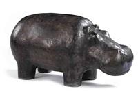 hippo by emile cornelis