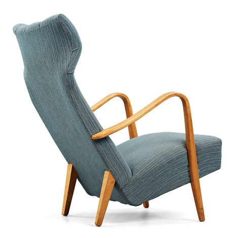 Remarkable A Swedish Modern Easy Chair By Gustaf Axel Berg On Artnet Beatyapartments Chair Design Images Beatyapartmentscom