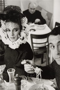 rome by frank horvat