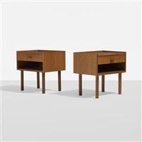 nightstands, model ry430 by hans j. wegner