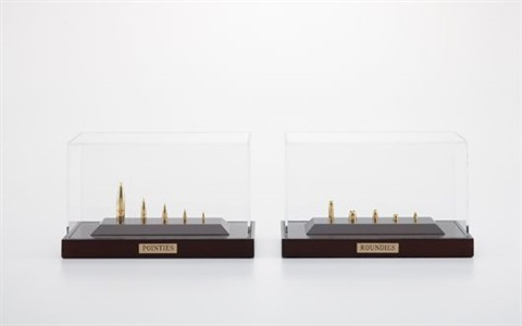 gold bullets 10 works by chris burden