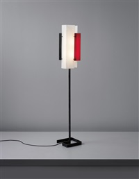 floor lamp, model no. 315 by boris jean lacroix