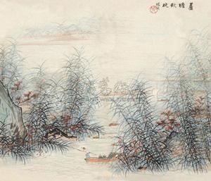 四驴图 by huang zhou