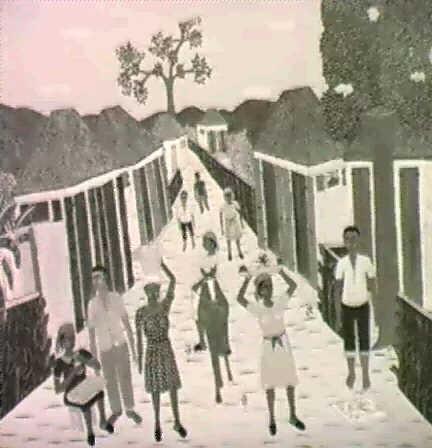 cap haitian road by michel m obin