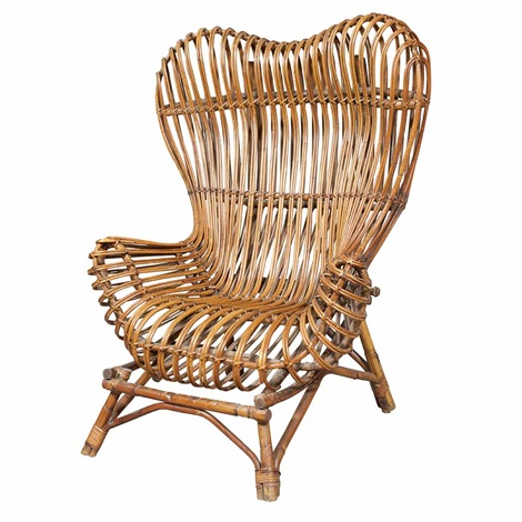 Merveilleux Gala Chair By Franco Albini
