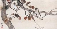 花鸟 by xu shaojiu