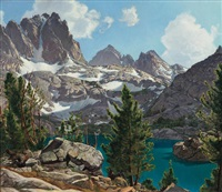 high country by robert clunie
