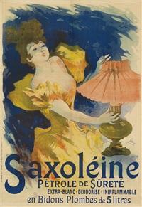 saxoléine by jules chéret