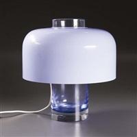 lampada da tavolo con diffusore by carlo nason
