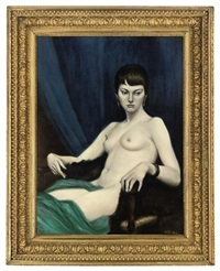 blue nude by vincent hesse