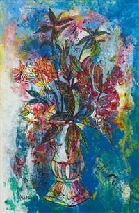 bouquet de fleurs by marguerite acarin