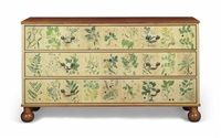 flora chest, model 1050 by josef frank