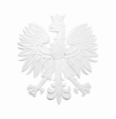 untitled eagle in 6 parts by piotr uklanski