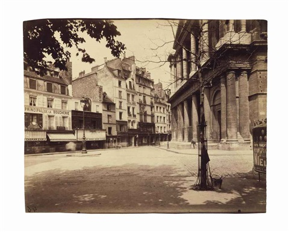 rue du jour by eugène atget