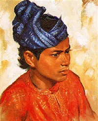 the boy as hang tuah by hoessein enas