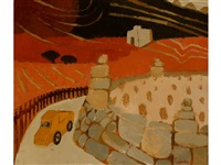 gozo: the yellow car by mary fedden