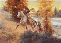 a hurried crossing by roy andersen