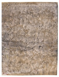 senza titolo by mark tobey