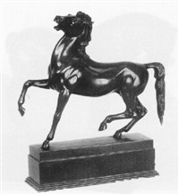 pferd by otto hofner