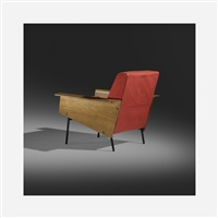g10 lounge chair by pierre guariche