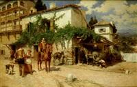 la venta del herrero by josé llaneces