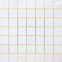 ortogonales netz mit negativen diagonalen i by hans-jörg glattfelder