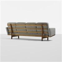 sofa, model ge236/4 by hans j. wegner