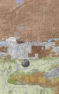 triptychon (die gelehrtenrepublik. land der doppelgänger. land der morphischen resonanz) (triptych) by stephan huber