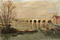 le pont by jean constant raymond renefer
