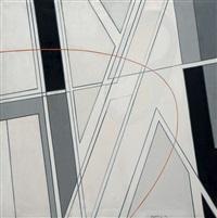 harmonies en gris-espace brisé by silvano bozzolini