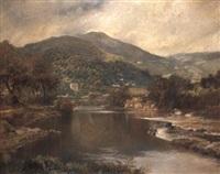 classical landscape by william joseph wadham