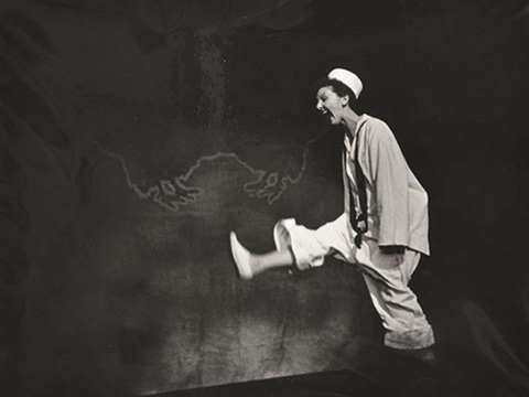 mary martin in south pacific by w. eugene smith