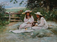 the picnic by flora macdonald reid