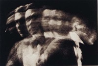 searching and slap (+ another; 2 works, collab. w/arturo bragaglia) by anton giulio bragaglia