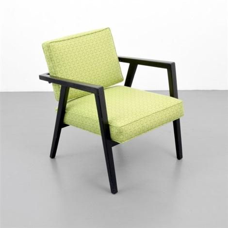 Early Franco Albini Lounge Chair By Franco Albini