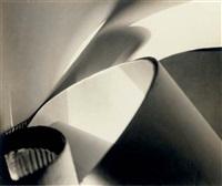 cut cardboard abstraction by edward w. quigley