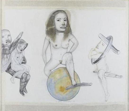 femme mondaine by pat andrea