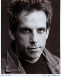 ben stiller by timothy greenfield-sanders