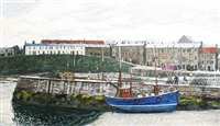 seahouses, northumberland by handel evans