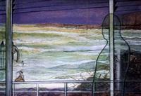 persiana y mar by joaquin pacheco reina