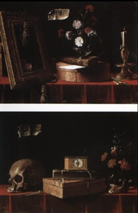 vanitas still lifes by master of the vanitas texts