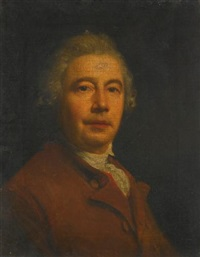 self portrait by nathaniel hone the elder