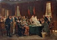 mariage en france au xixe siècle by léon marie constant dansaert
