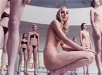 vb 35, guggenheim museum, new york, ny by vanessa beecroft