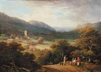 near penrith, cumberland by george arnald