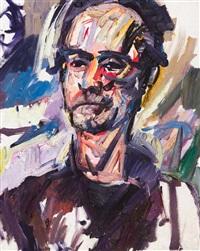 portrait of the poet douglas james by brian mcmahon