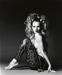 kate moss by patrick demarchelier