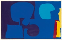 winchester four ii by patrick heron