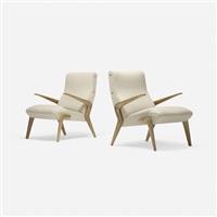 p71 lounge chairs (pair) by osvaldo borsani
