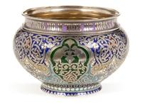 bowl by antip ivanovich kuzmichev